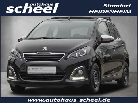Peugeot 108 1.0 VTi Flatrate TOP Allure El