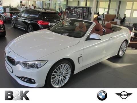 BMW 428 i xDrive Cabrio Luxury