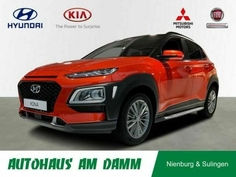Hyundai Kona YES Trittbretter RKF Winterpaket