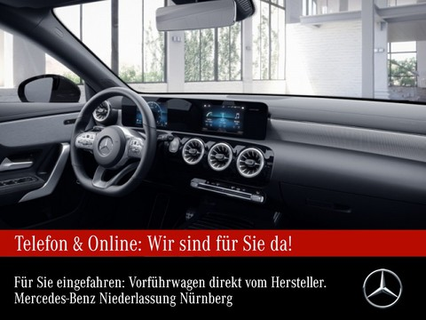 Mercedes-Benz CLA 200 SB AMG Night Spurhalt