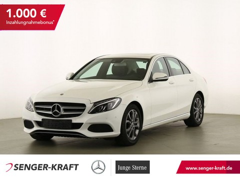 Mercedes C 220 undefined