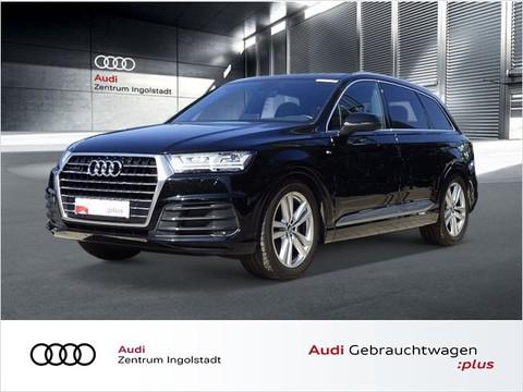 Audi Q7 3.0 TDI qu 3xS line Luftfahrwerk