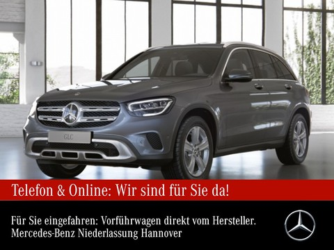 Mercedes-Benz GLC 220 d Easy-Pack