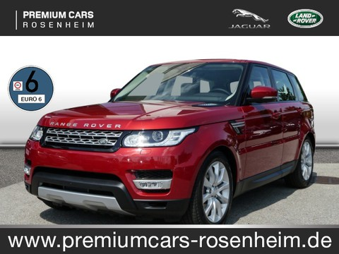 Land Rover Range Rover Sport 2.0 l HSE SD4