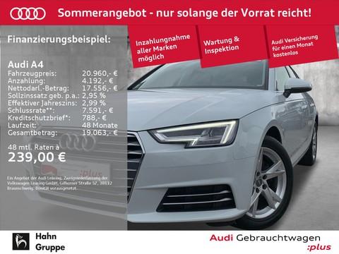 Audi A4 2.0 TDI Avant Sport Einpark