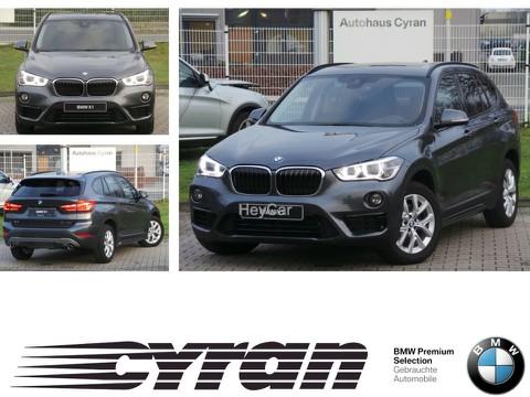 BMW X1 xDrive18d Sport Line inkl Service Paket