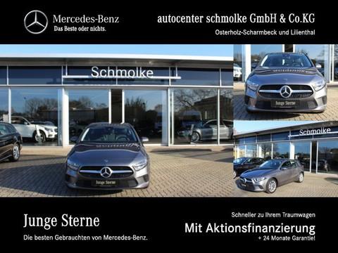 Mercedes-Benz A 180 PROGRESSIV SPORTLENKRAD