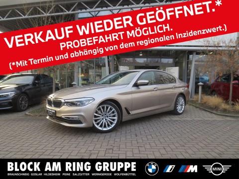 BMW 540 i xDrive Limousine Luxury Line DA PA