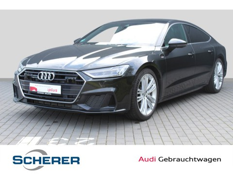Audi A7 Sportback 55 TFSI 2x S line