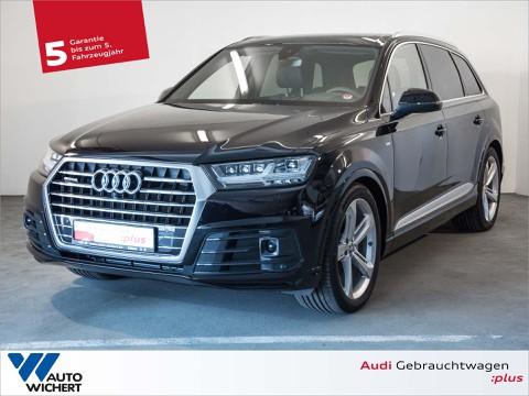 Audi Q7 3.0 TDI quattro S line SPORTPAKET