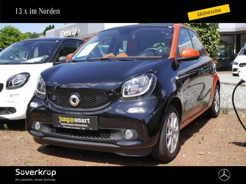 smart ForFour electric drive Cool u Audio