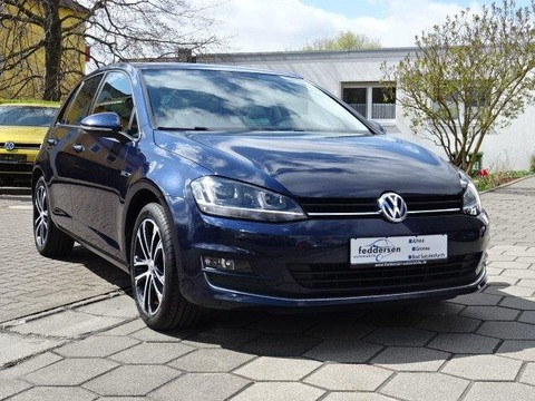 Volkswagen Golf 2.0 TDI VII Lounge K
