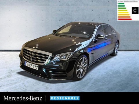 Mercedes S 560 lang ° AMG Stylin