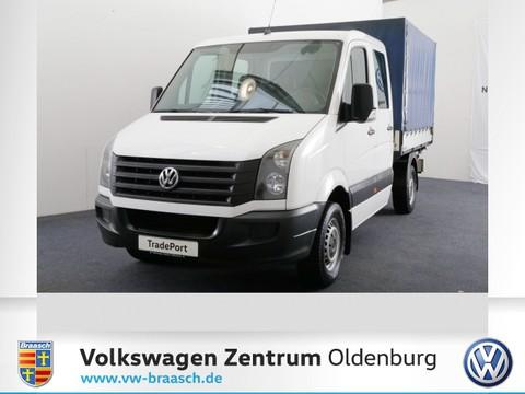 Volkswagen Crafter 35 DOKA Kipper