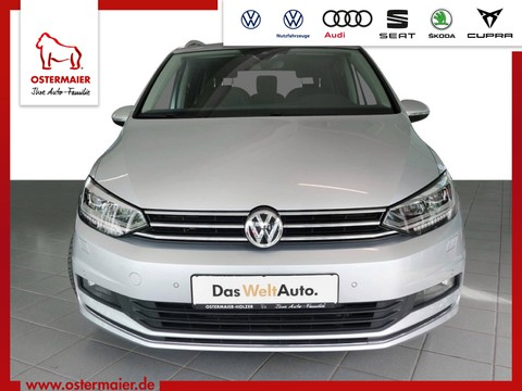 Volkswagen Touran 2.0 TDI HIGHLINE 190PS