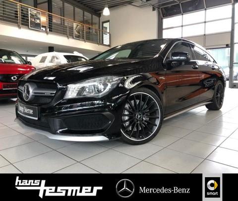 Mercedes-Benz CLA 45 AMG SB VMAX 270 Perf Abgas