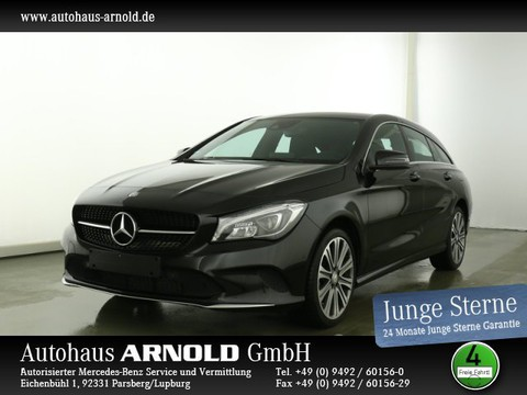 Mercedes CLA 180 Urban Business