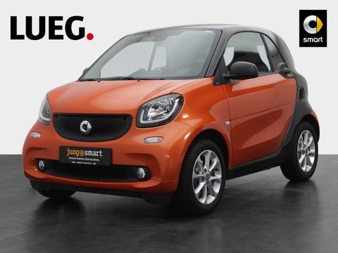 Smart ForTwo Passion coupe 66kW