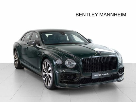 Bentley Flying Spur V8 - City Specification - Bentley Dyna