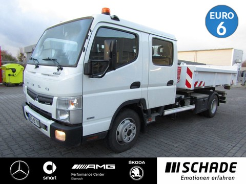 Mitsubishi Canter 7C18D CITY Normbehälter