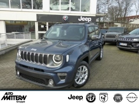 Jeep Renegade Limited 150 MY20 Pack