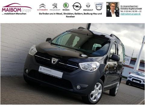 Dacia Dokker SCe 100 Ambiance