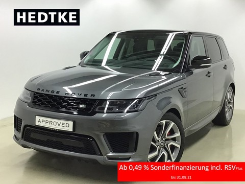 Land Rover Range Rover Sport 5.0 V8 SC Panoramaschiebedach