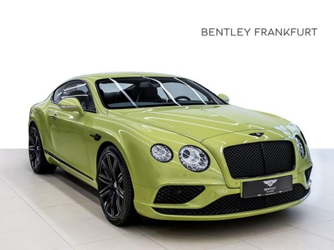 Bentley Continental GT V8 von BENTLEY FRANKFURT