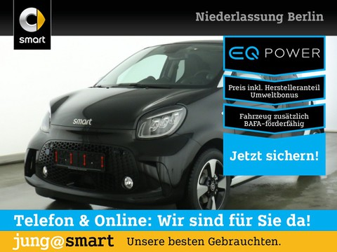 smart ForFour EQ 60kWed passion