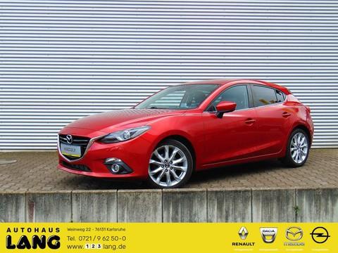 Mazda 3 2.2 150 Sports-Line