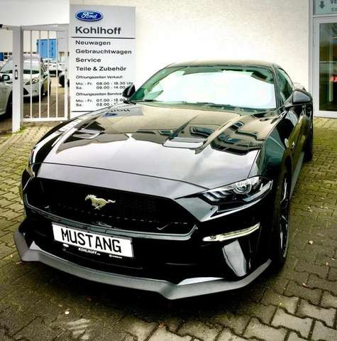 Ford Mustang 5.0 Ti-VCT V8 Fastback GT (EURO 6d-)