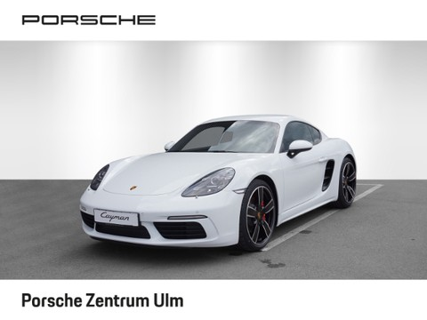 Porsche Cayman 2.5 718 S 20-Zoll