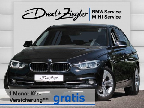 BMW 320 i Lim Sport SAG Alu17