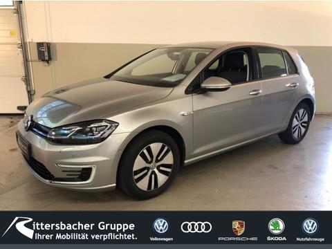 Volkswagen Golf VII e-Golf Front &