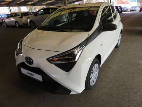 Toyota Aygo 1.0 5-T X Business-Paket Red Deal