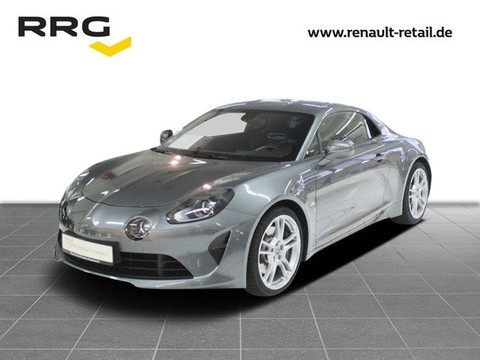 Renault Alpine A110 A110 LEGENDE TCe 252 Sport-Abgas-Anlage