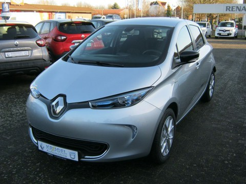 Renault ZOE (ohne Batterie) h Life LIMITED Paket