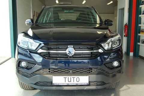 Ssangyong MUSSO 2.2 Sapphire
