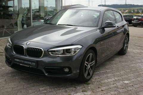 BMW 118 iA Sport Line