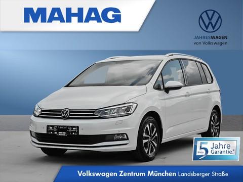 Volkswagen Touran 1.5 TSI UNITED AppConnect FahrerAssistPaket 16Zoll
