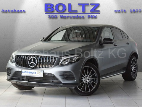Mercedes-Benz GLC 43 AMG eNp 83000 - Magno Night 20Z