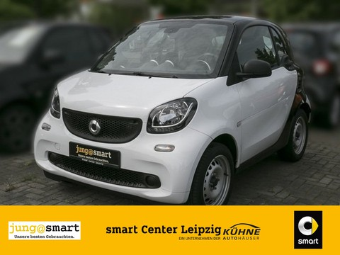 Smart ForTwo coupé 52kw