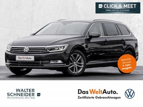 Volkswagen Passat Variant 1.8 TSI Highline Business Premium