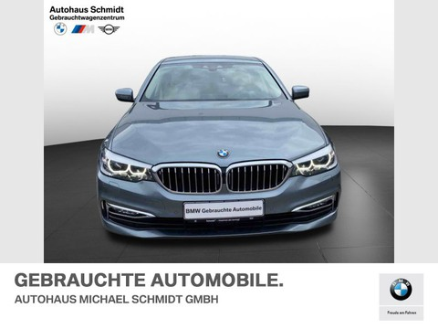 BMW 530 d LUXURY KOMFORTSITZ