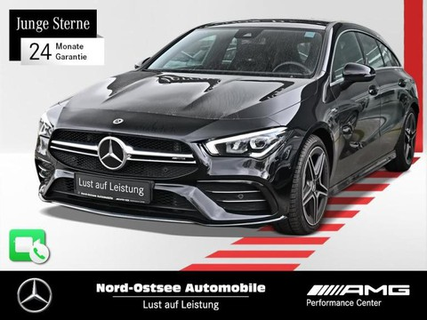 Mercedes-Benz CLA 35 AMG SB Premium