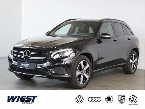 Mercedes-Benz GLC 250 Exclusive Park Attention
