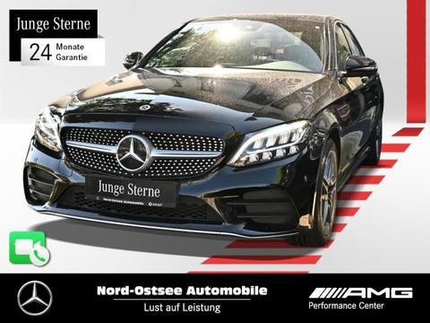 Mercedes-Benz C 220 d AMG line Park