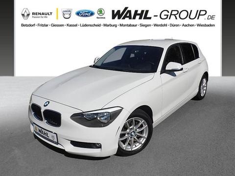 BMW 114 i ADVANTAGE-PAKET PLUS