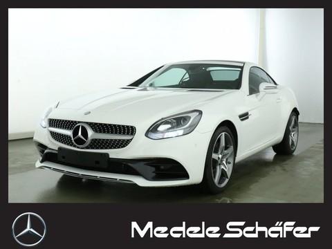 Mercedes SLC 180 AMG Parkass