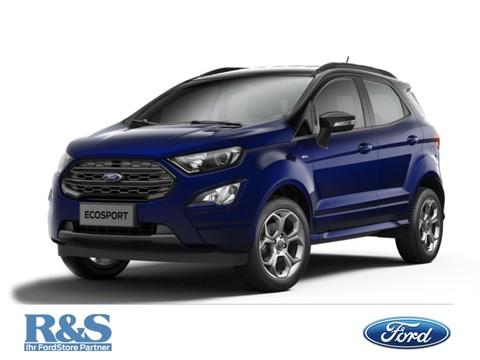 Ford EcoSport ST-Line Stoff 3